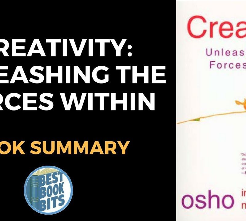Creativity Unleashing the Forces Within by Osho