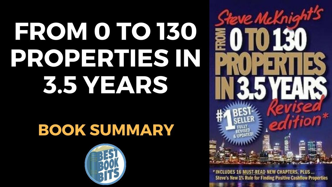 steve mcknight 0 to 130 properties pdf