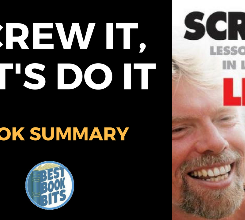 Screw It Lets Do It by Richard Branson