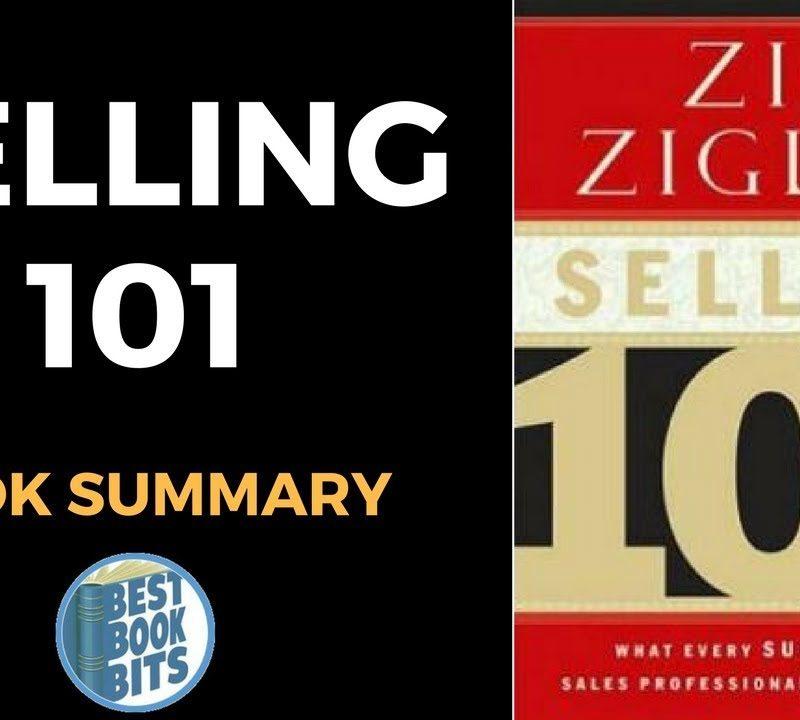Selling 101 by Zig Ziglar