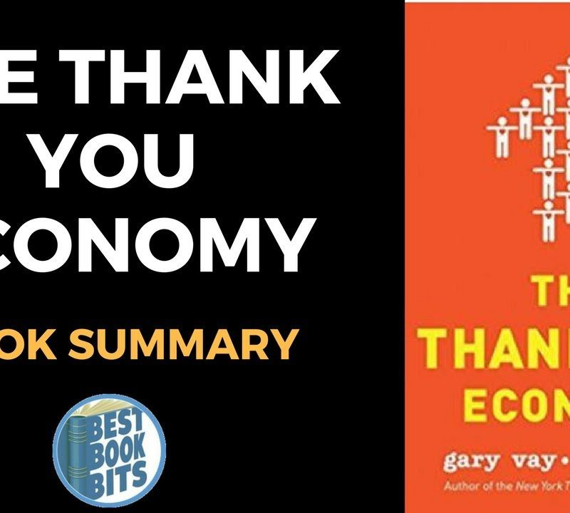 The Thankyou Economy by Gary Vanerchuk