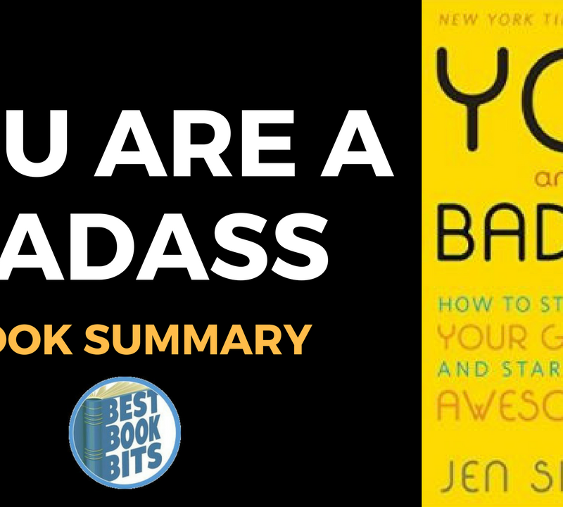 You Are a Badass byJen Sincero