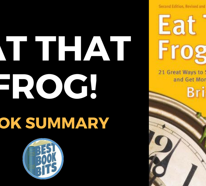 Eat That Frog by Brian Tracy