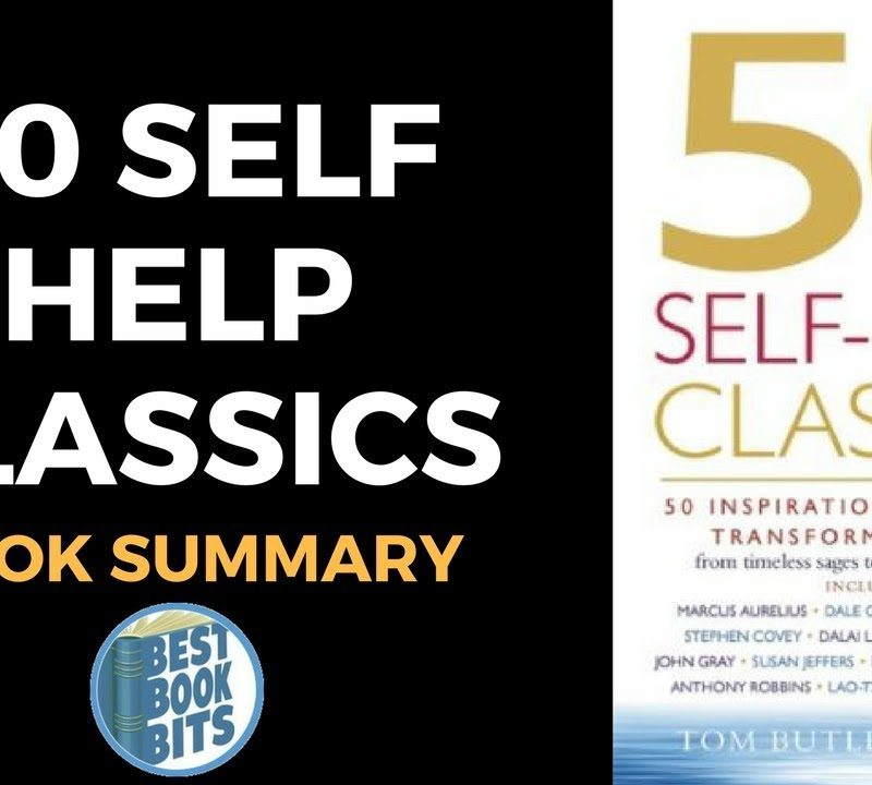 50 Self-Help Classics by Tom Butler-Bowdon