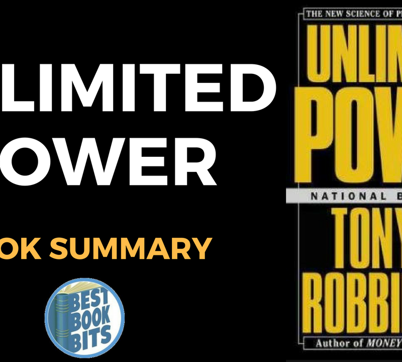 Unlimited Power: The New Science Of Personal Achievement by Tony Robbins