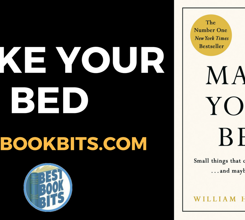 Make Your Bed by William H