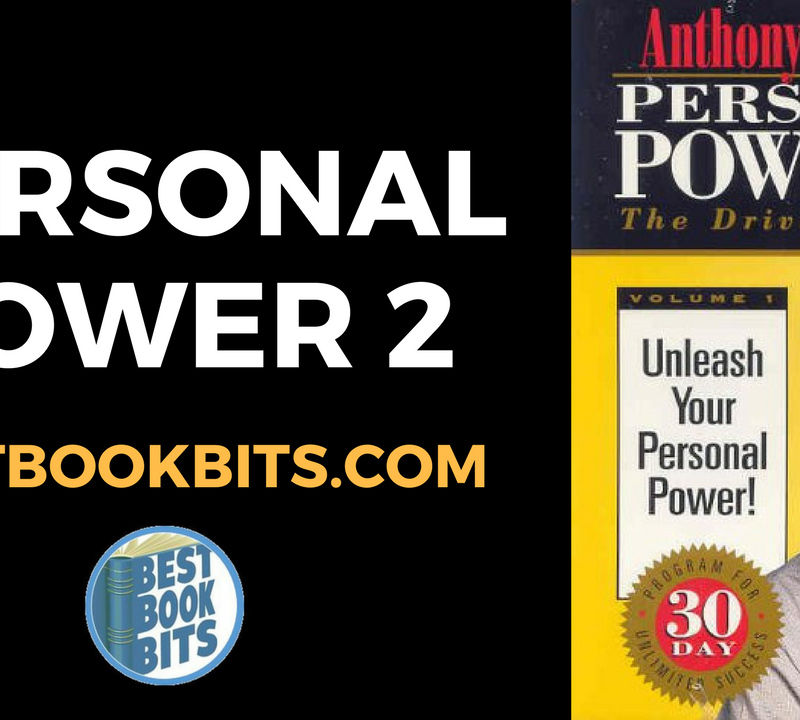 Personal Power II by Anthony Robbins