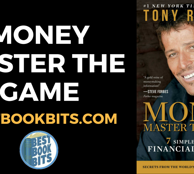 Money Master the Game by Tony Robbins.