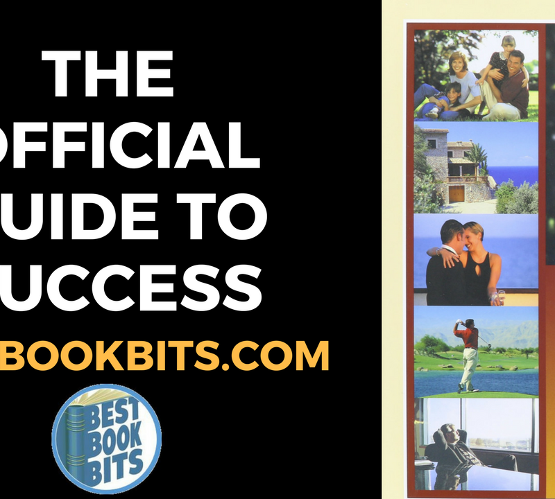The Offical Guide to Success by Tom Hopkins