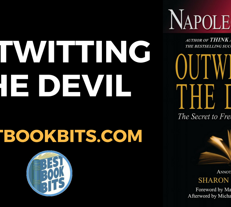 Napoleon Hill Outwitting the Devil