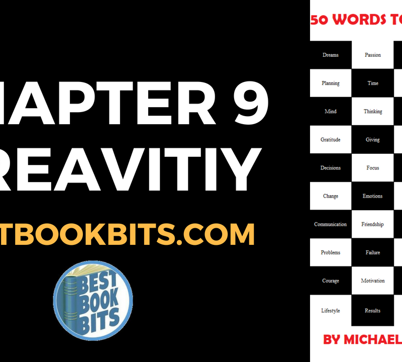 9 CREATIVITY