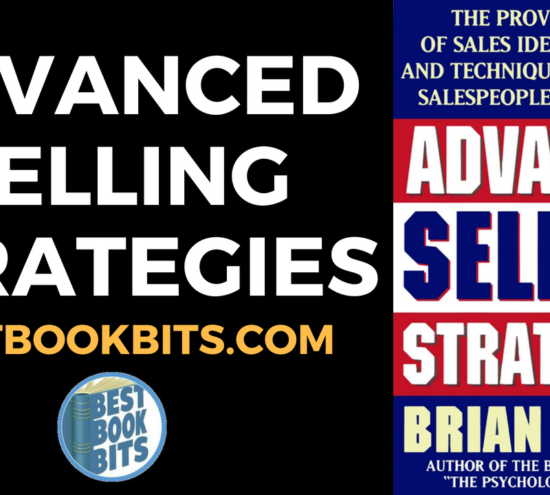 Advanced Selling Strategies by Brian Tracy