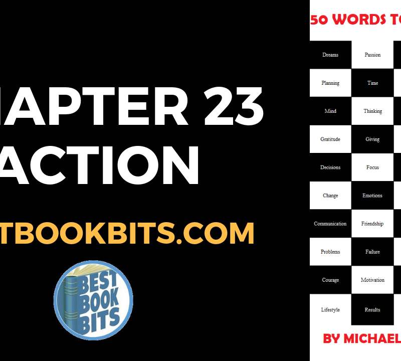 CHAPTER 23 ACTION