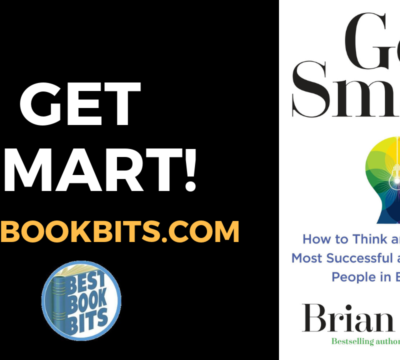 GET SMART BY BRIAN TRACY