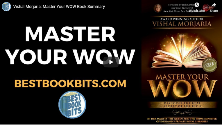 Master Your Wow