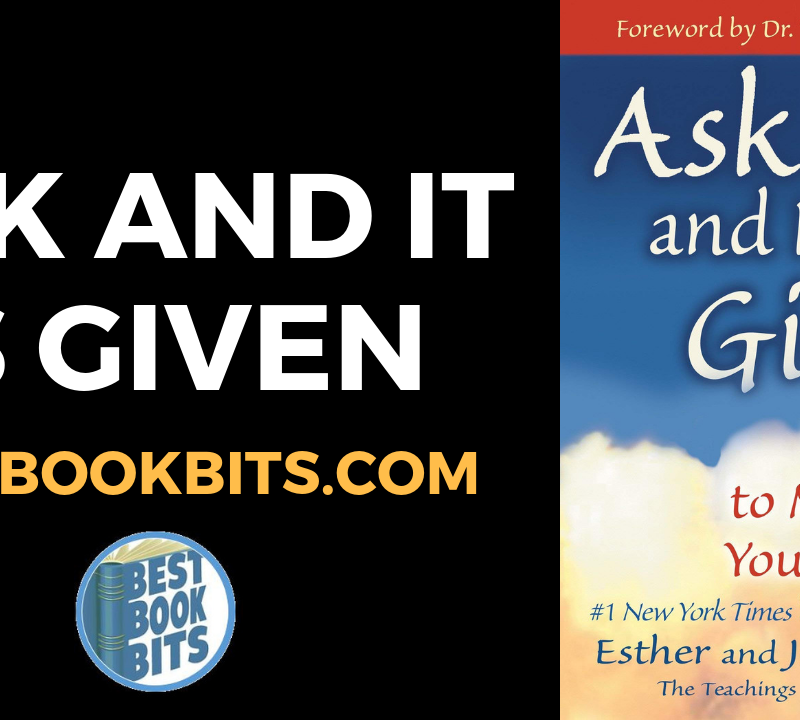 Ask and it is Given by Abraham