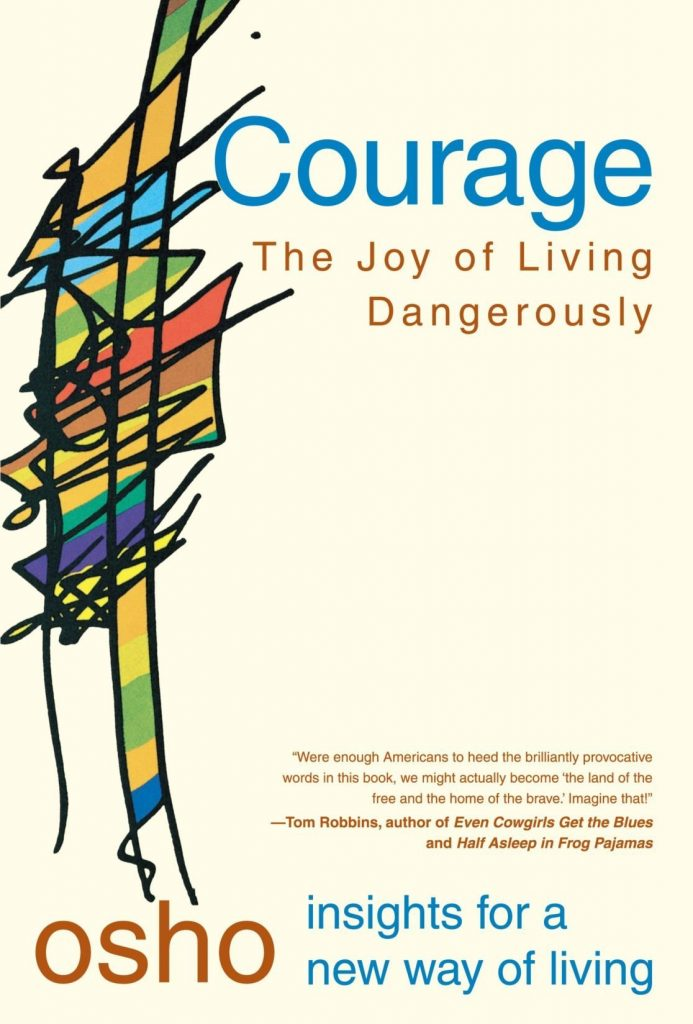 Courage Osho
