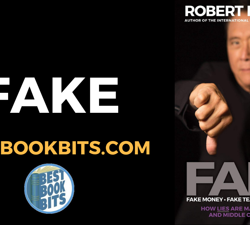 Fake by Robert Kiyosaki