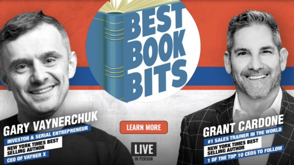 GRANT CARDONE AND GARY VAYNERCHUK LIVE SEMINAR NOTES MELBOURNE 12TH AUGUST