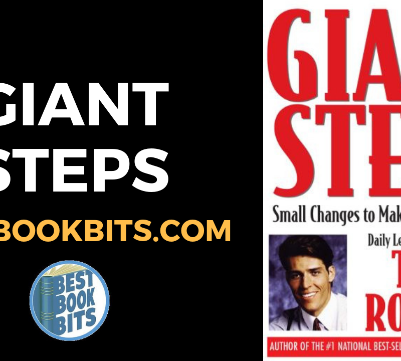 Giant Steps by Tony Robbins.