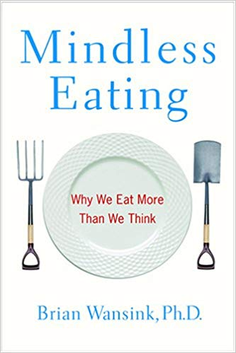 MINDLESS EATING BY BRIAN WANSINK