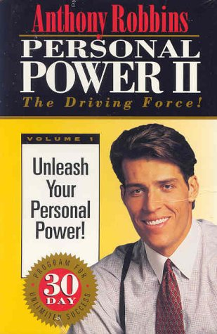 PERSONAL POWER 2 BY ANTHONY ROBBINS