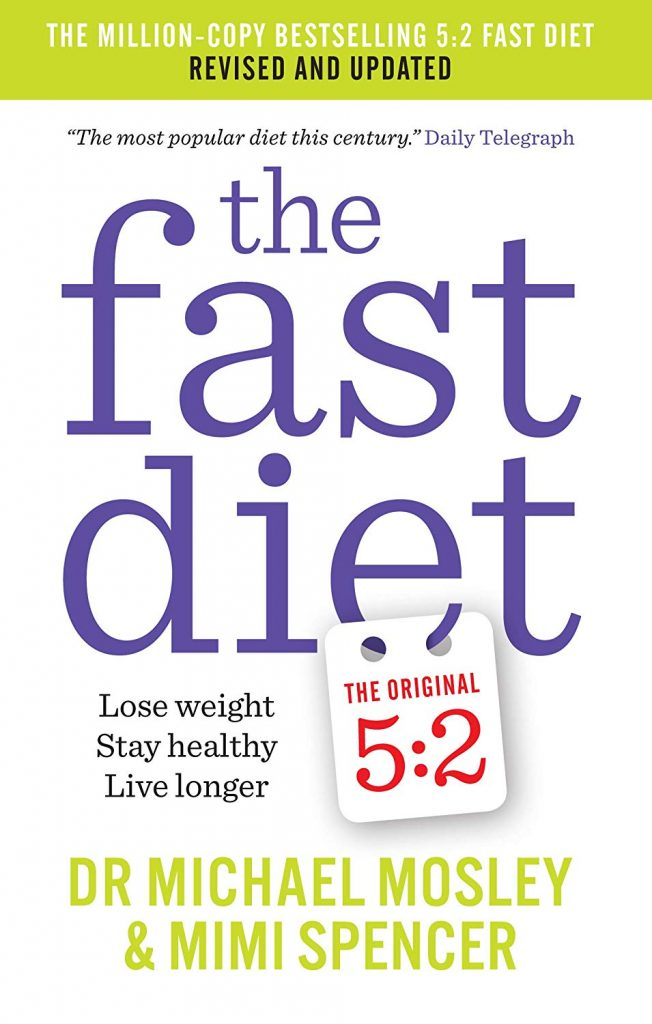 THE FAST DIET BY MICHAEL MOSLEY & MINI SPENCER