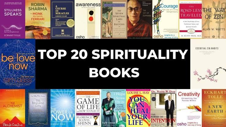 TOP 20 SPIRITUALITY BOOKS