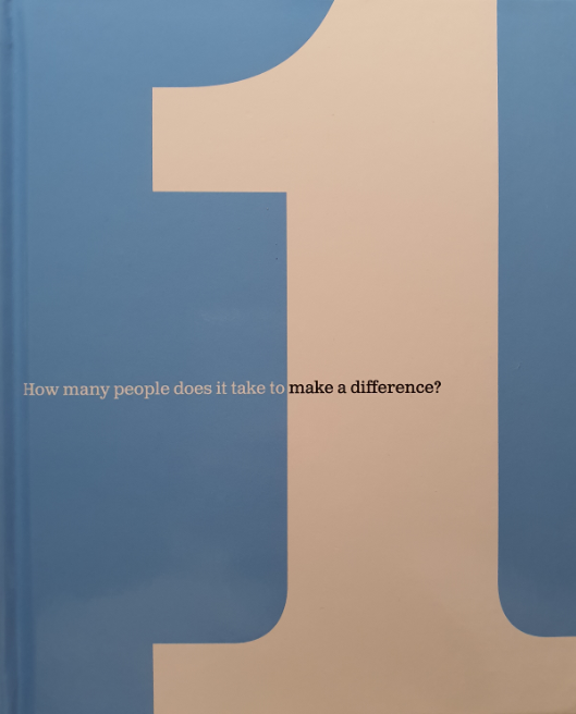 1 How Many People Does It Take to Make a Difference.