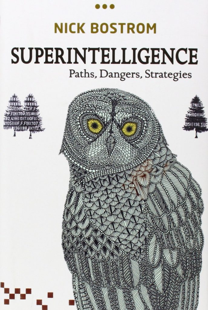 Superintelligence by Nick Bostrom