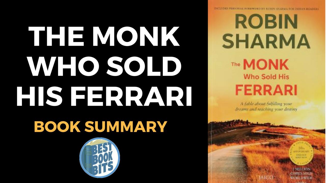 Book Monk Who Sold His Ferrari