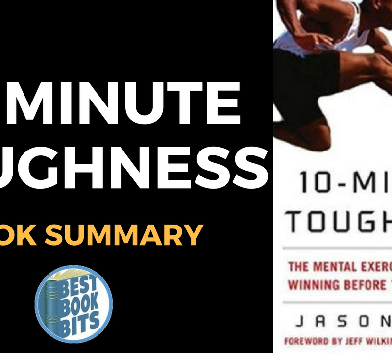 10‑Minute Toughness by Jason Selk
