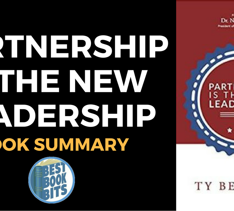Partnership Is the New Leadership by Ty Bennett