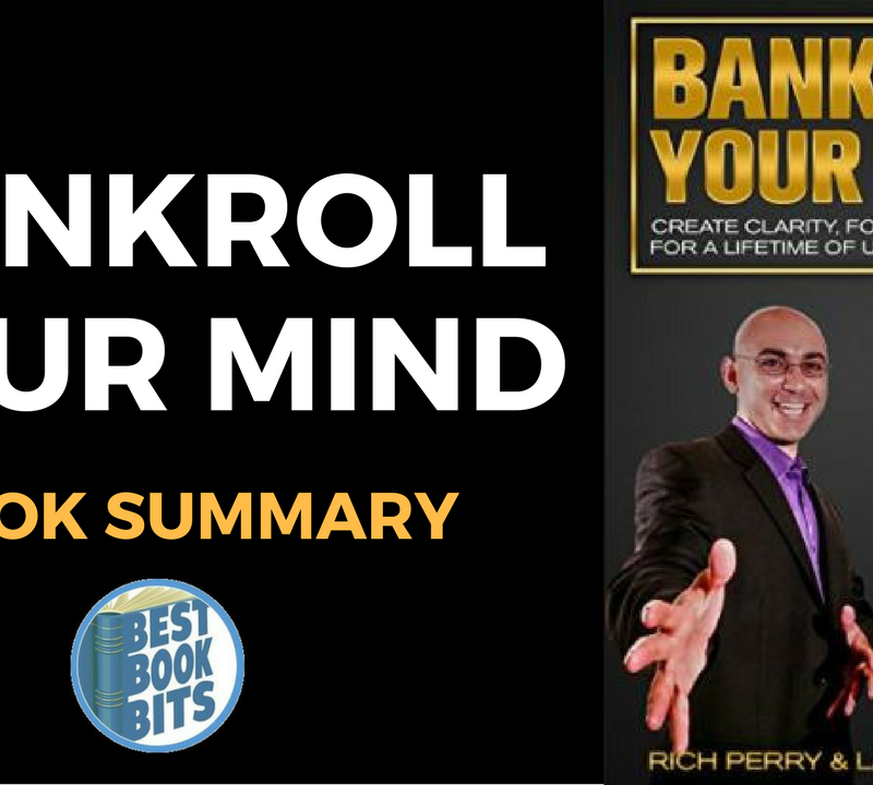 Bankroll Your Mind by Rich Perry & Larunce Pipkin
