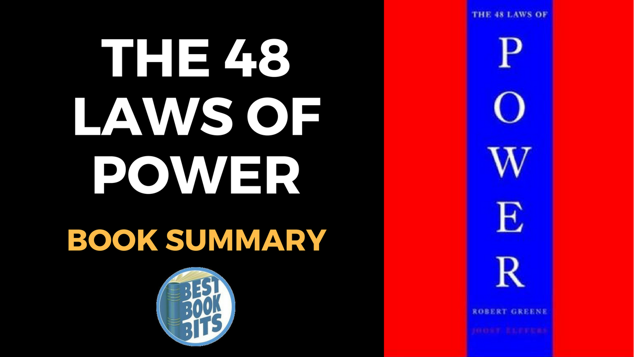 48 Laws Of Power Full Book