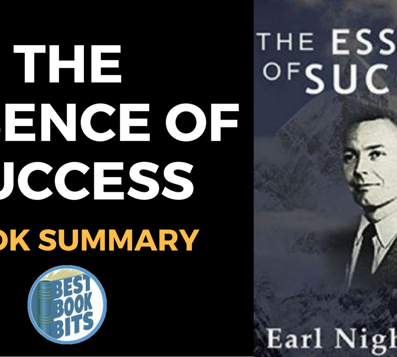 Essence of Success by Earl Nightingale