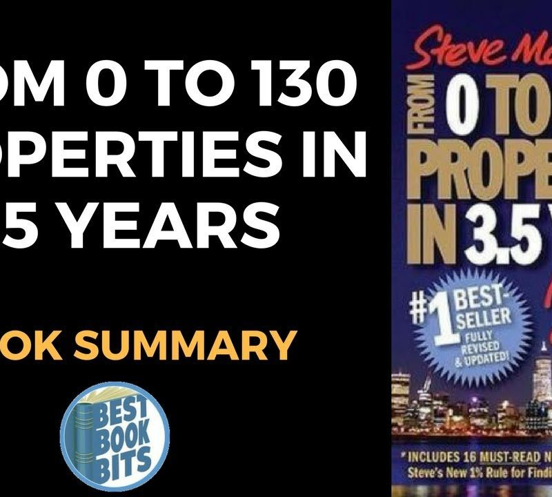 From 0 to 130 Properties in 3.5 Years by Steve McKnight