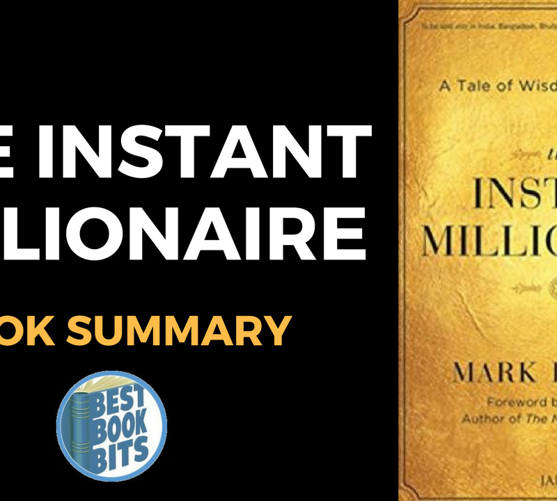 The Instant Millionaire by Mark Fisher