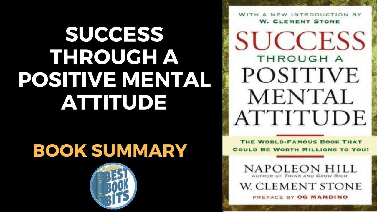 Napoleon Hill & W. Clement Stone: Success Through A ...