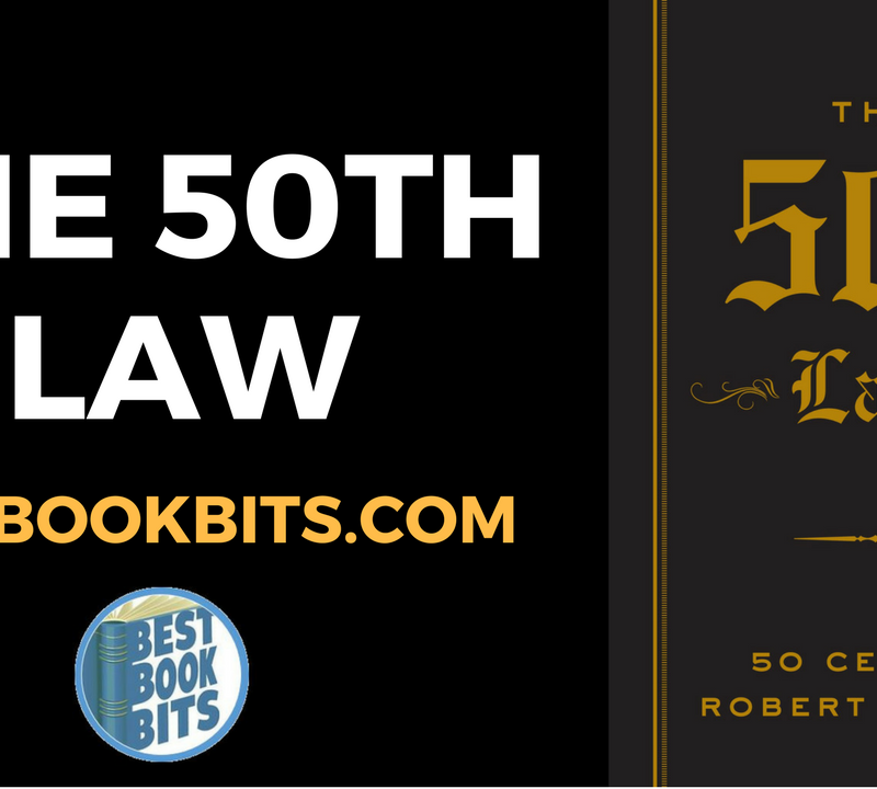 The 50th Law by Robert Greene