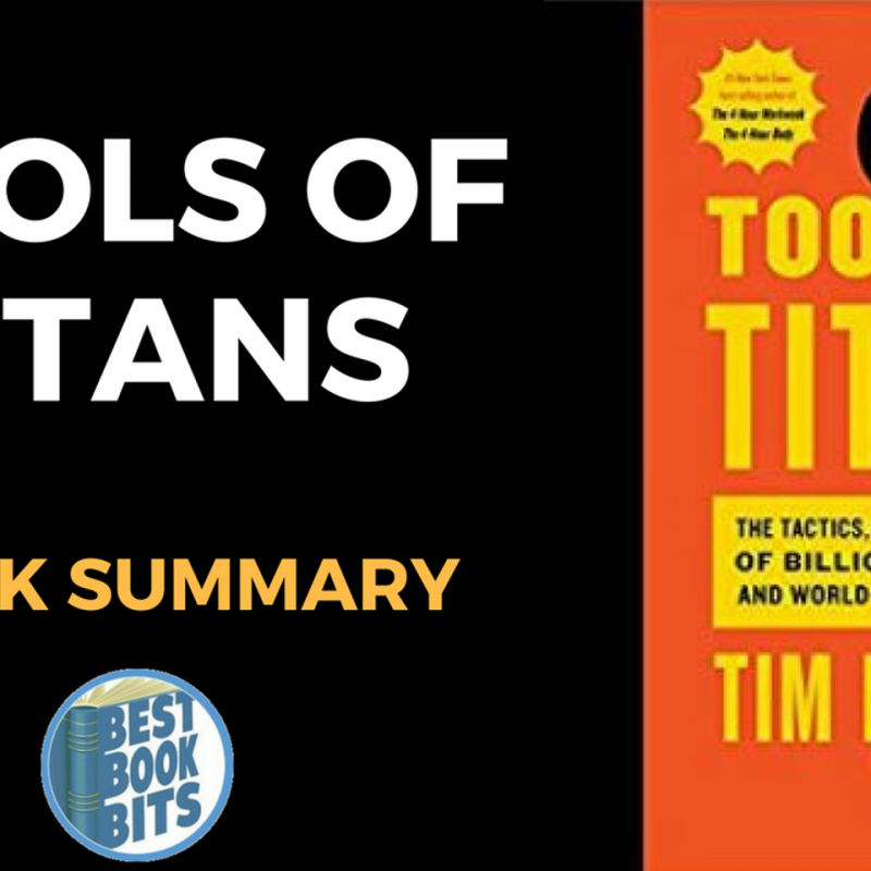 Tools of Titand by Tim Ferriss
