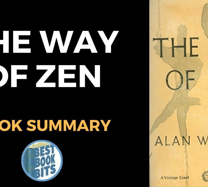 The Way of Zen by Alan Watts