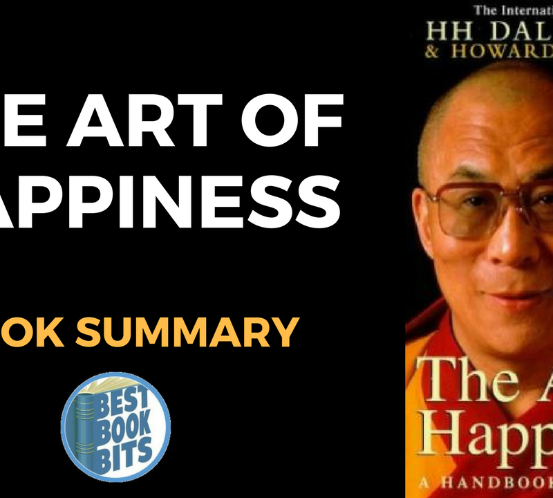 The Art of Happiness by by Dalai Lama