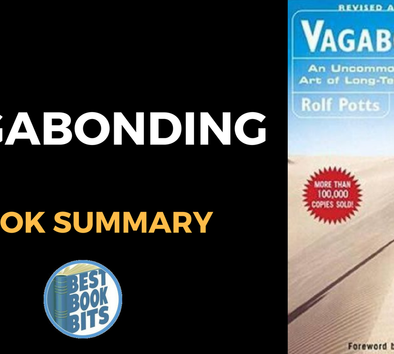 Vagabonding by Rolf Potts