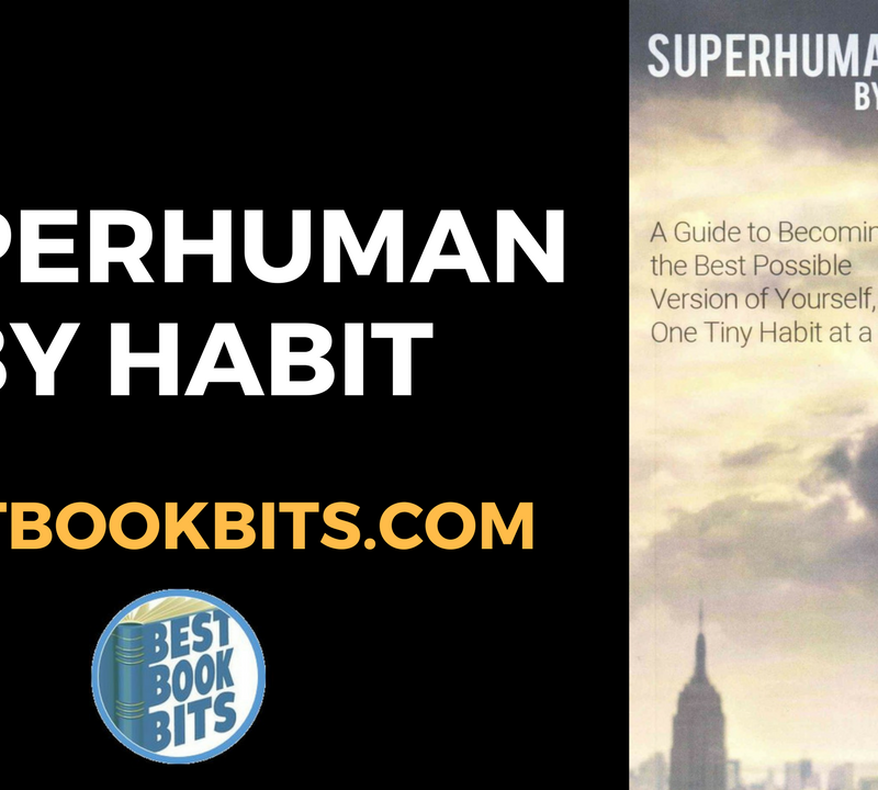 Superhuman by Habit by Tynan