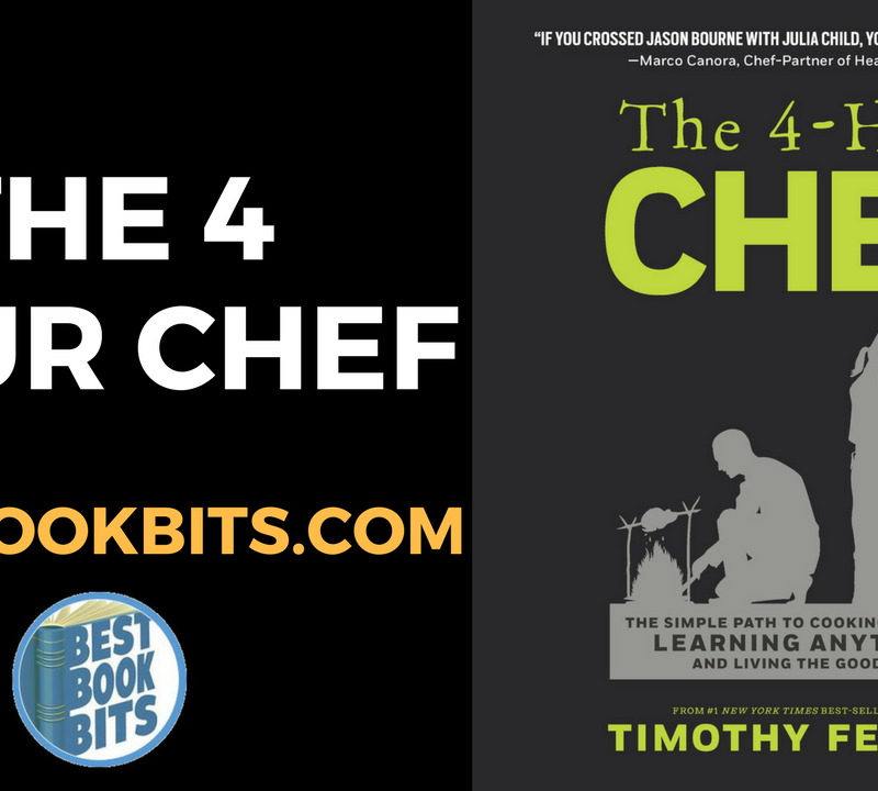 The 4-Hour Chef by Tim Ferriss