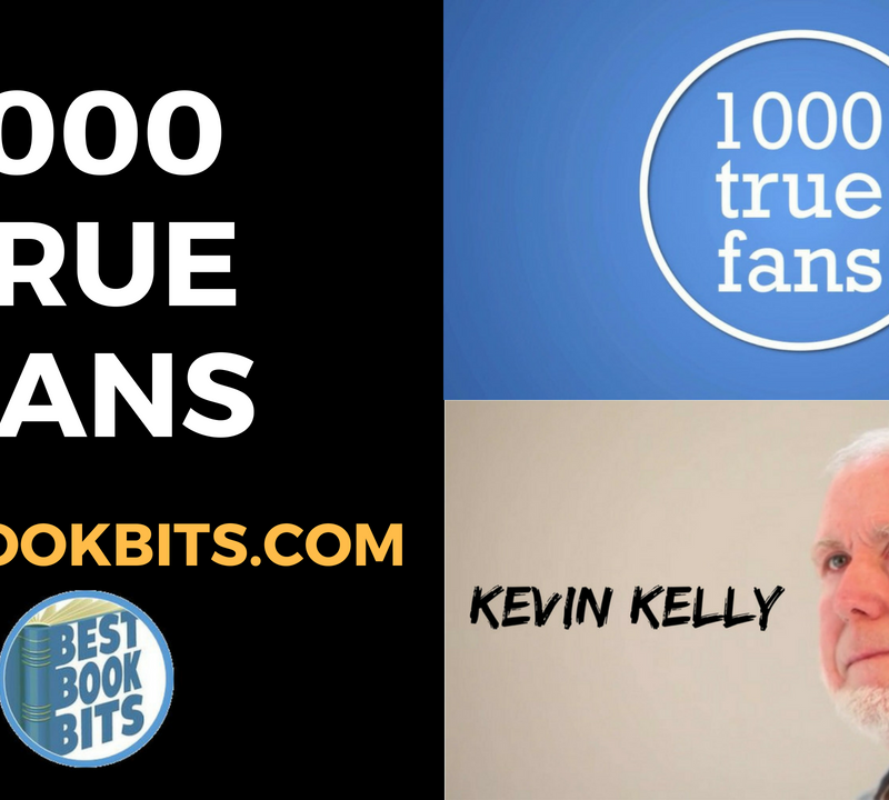 1000 true fans by Kevin Kelly