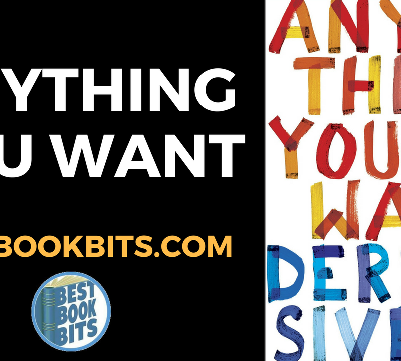 Anything You Want - Derek Silvers