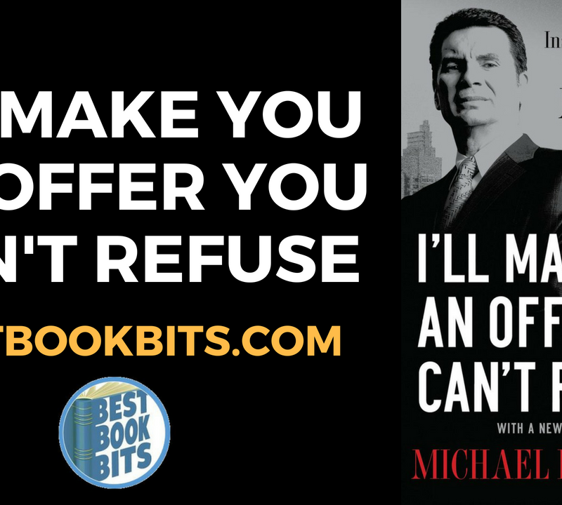 I'll Make You an Offer You Can't Refuse by Michael Franzese