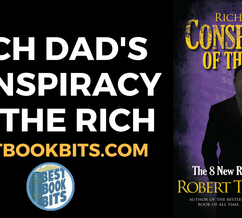 Conspiracy of the Rich - Robert Kiyosaki